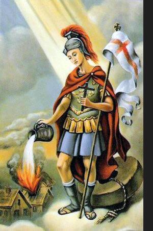 Heilige Florian
